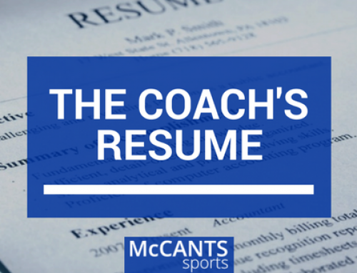 BTW 006: The Coach's Resume